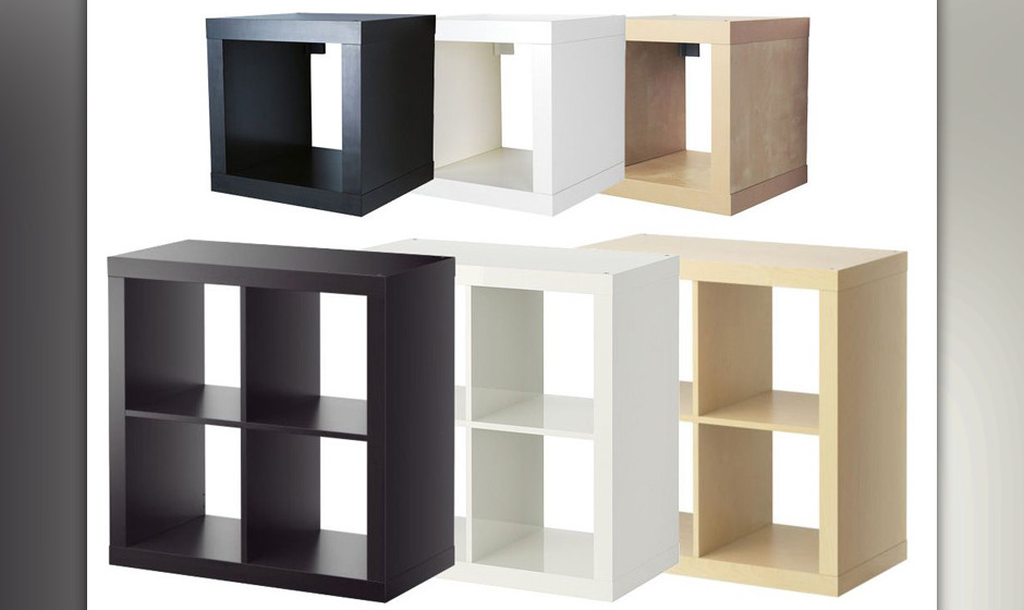 vinyl liebhaber trauern um das expedit regal musikexpress. Black Bedroom Furniture Sets. Home Design Ideas