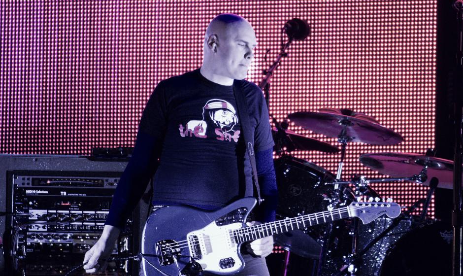 Smashing Pumpkins live beim Southside Festival 2013