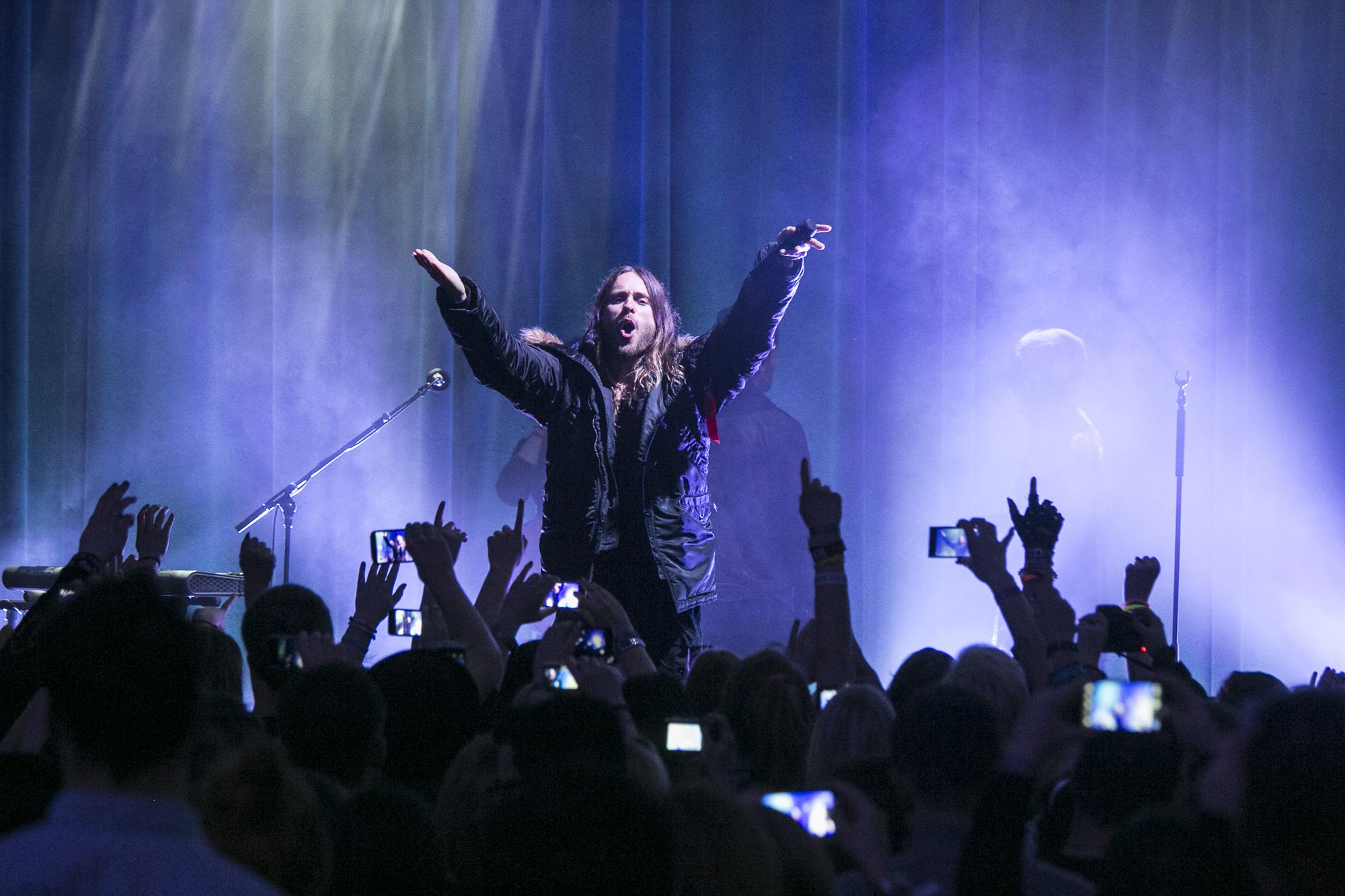 30 Seconds to Mars sind wieder auf Tour um ihr neues Album LOVE LUST FAITH + DREAMS zu promoten