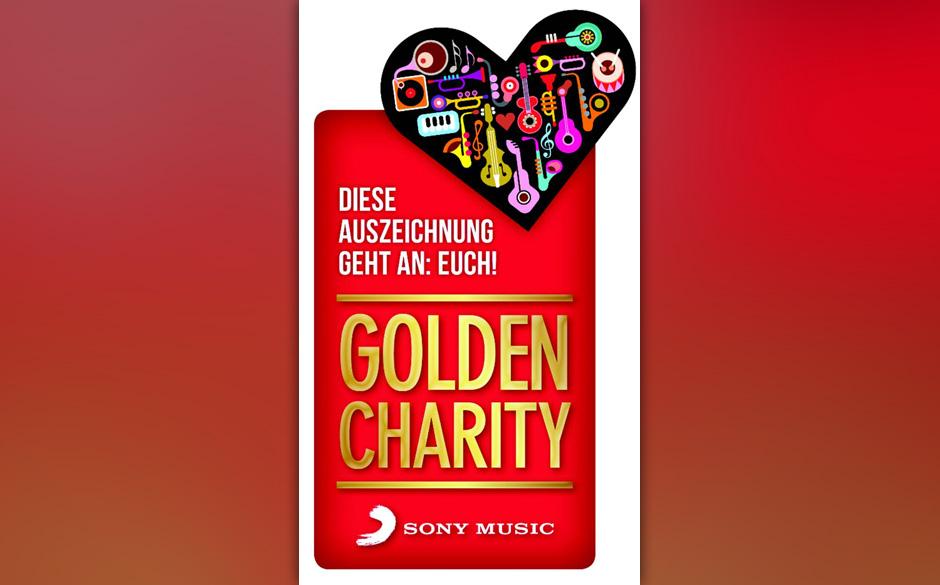 Im Rahmen der 'Golden Charity' räumt das Label 'Sony Music' seine Bestände aus und versteigert knapp 150 Awards. Eine klein