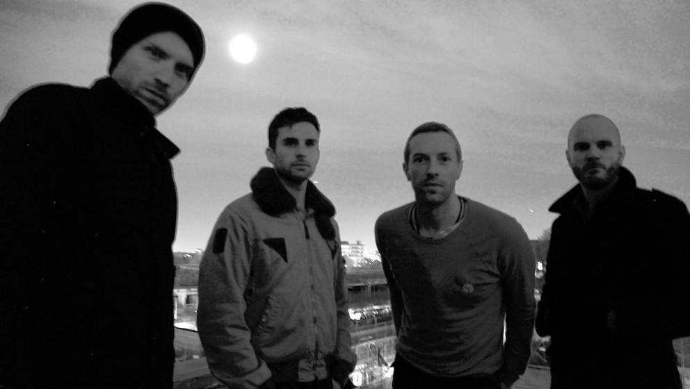 Coldplay melden sich 2014 mit neuem Album zurück