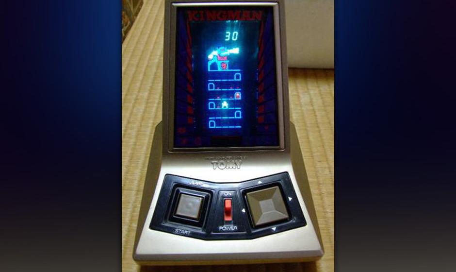 ...ein altes Video-Game namens 'Kingman',,...
