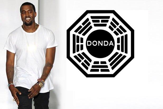 Kanye West gründete 2011 seine Kreativ-Agentur DONDA