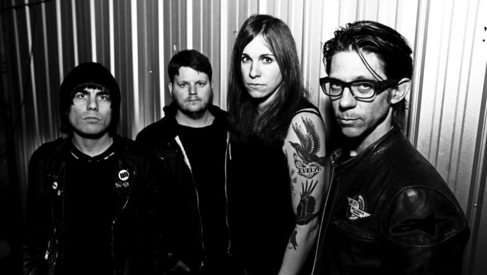 Against Me! sind zurück mit einem neuen Album.
