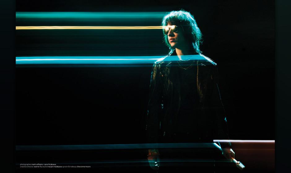 Julian Casablancas hat eine neue Platte mit einem Album-Trailer angekündigt.