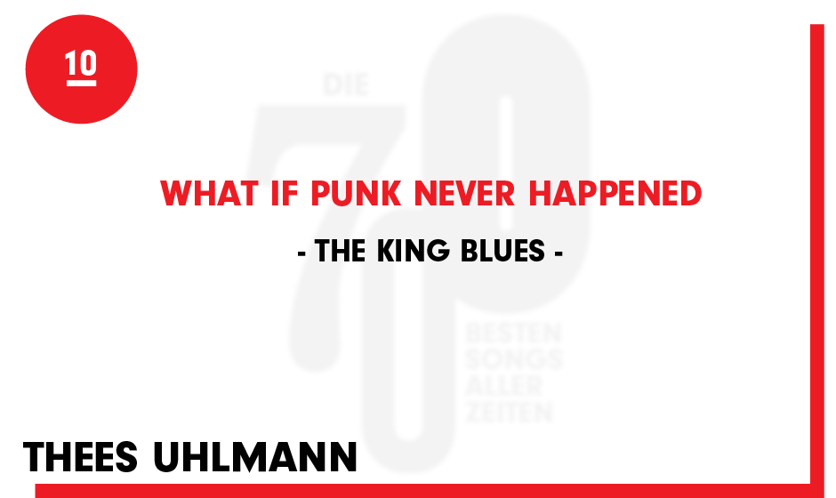 10. The King Blues - 'What If Punk Never Happened'