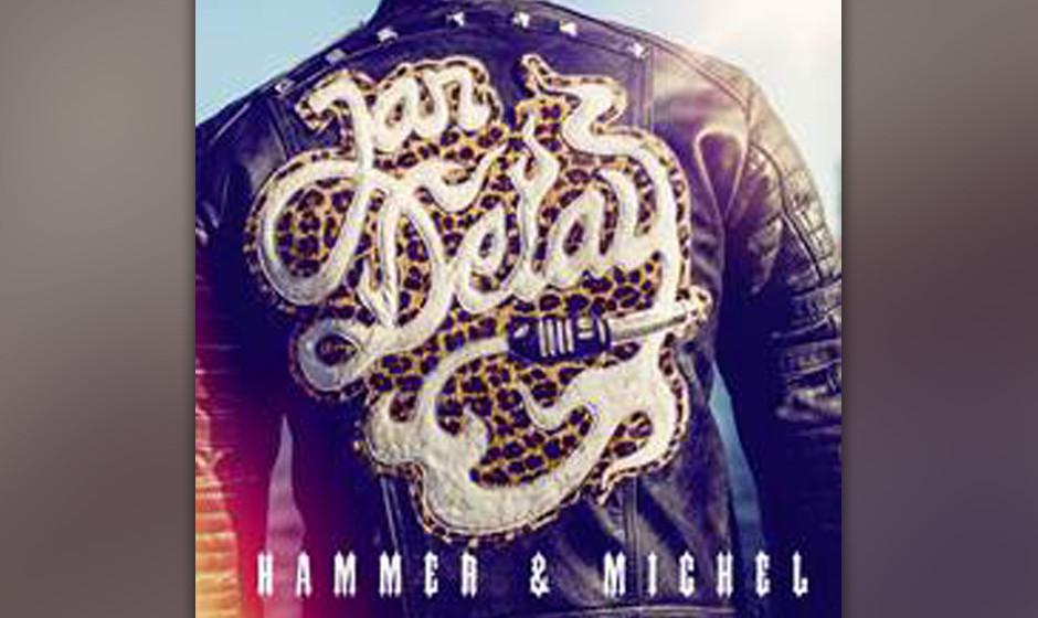 ... sein neues Album HAMMER & MICHEL heraus.