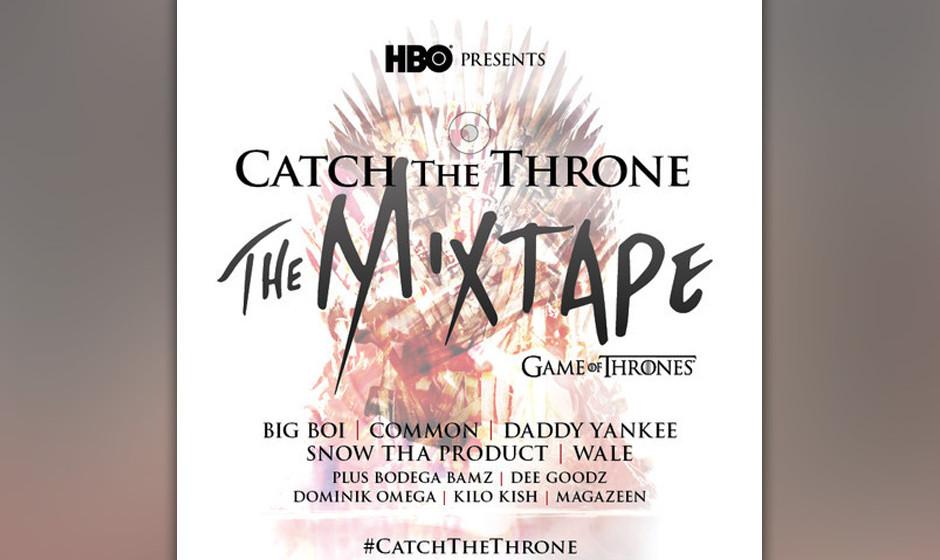 'Catch The Throne' – das HipHop-Mixtape zur US-Serie 'Game Of Thrones'