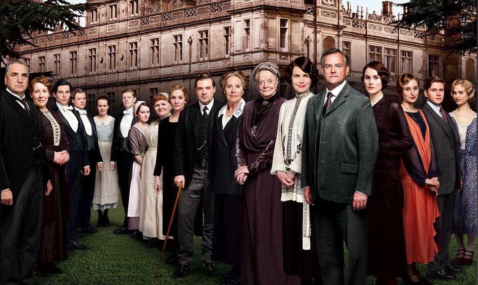 Die Besetzung der vierten Staffel von 'Downton Abbey'
