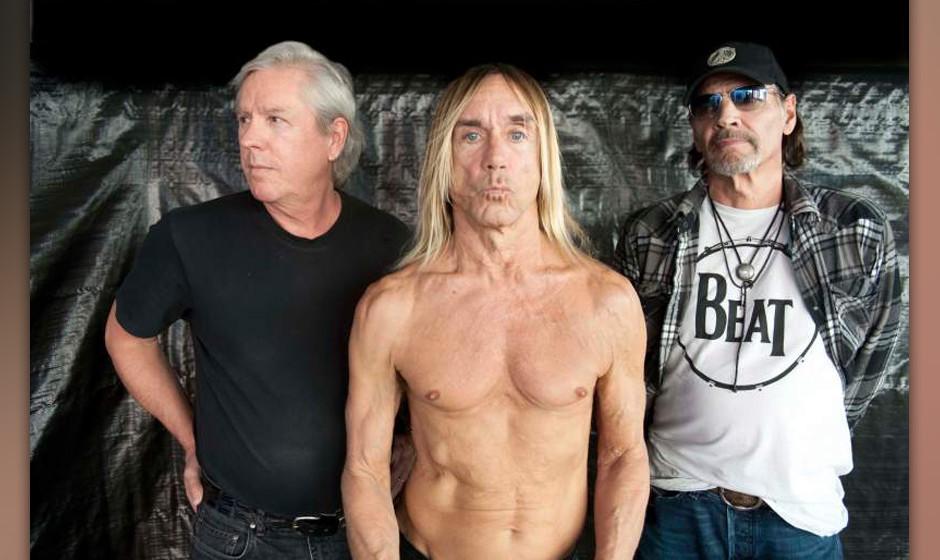 The Stooges nehmen ein neues Album namens RE-LICKED...