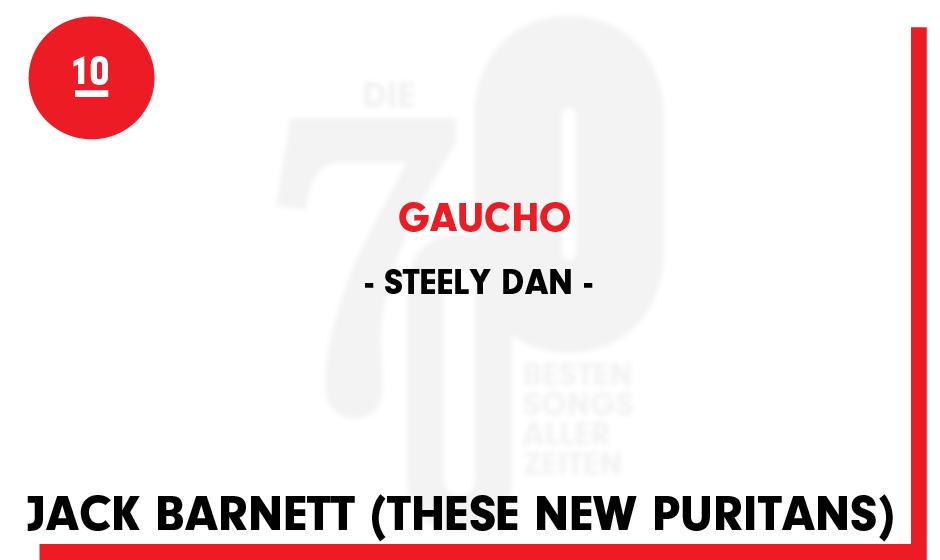 10. Steely Dan - 'Gaucho'
