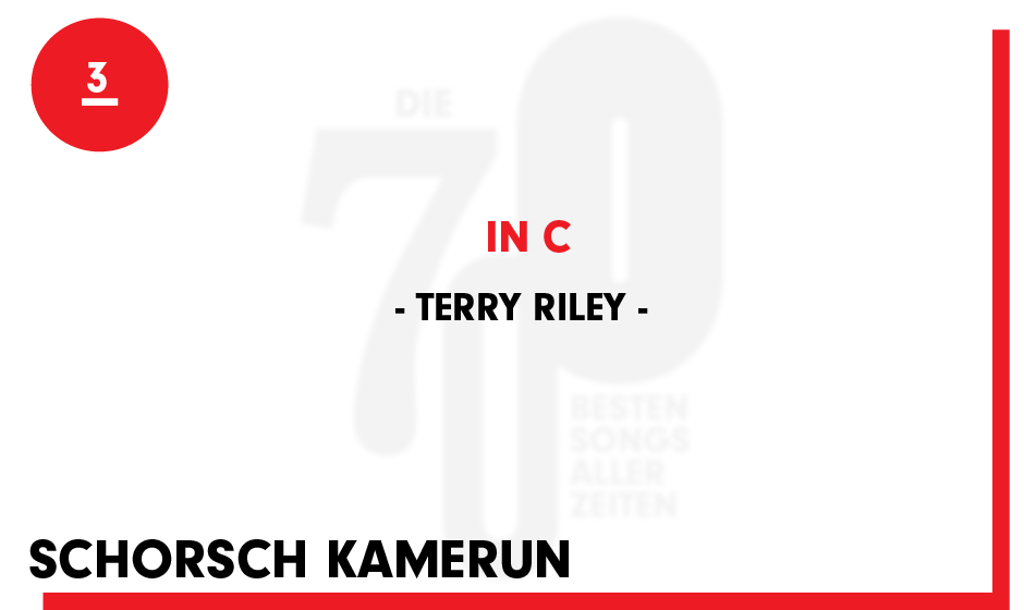 3. Terry Riley - 'In C'