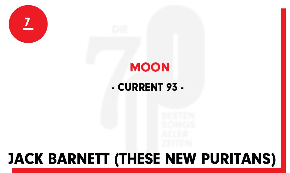 7. Current93 - 'Moon'
