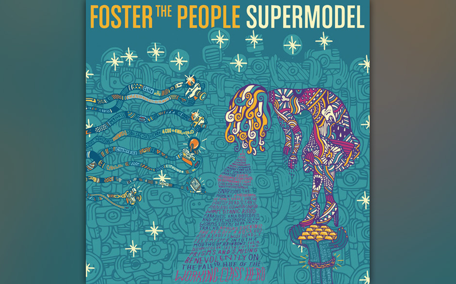 Foster The People Supermodel Kritik Stream Musikexpress