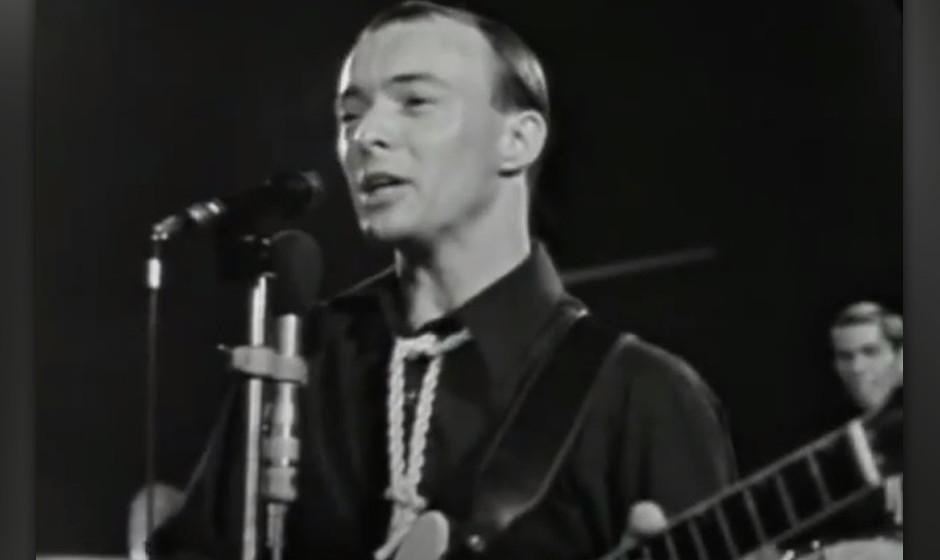 The-Monks-Sänger Gary Burger ist mit 72 Jahren an Krebs gestorben.
