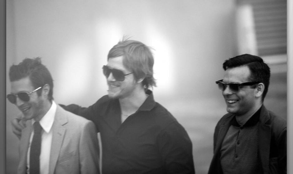 Interpol haben auf einem Konzert drei neue Songs gespielt.