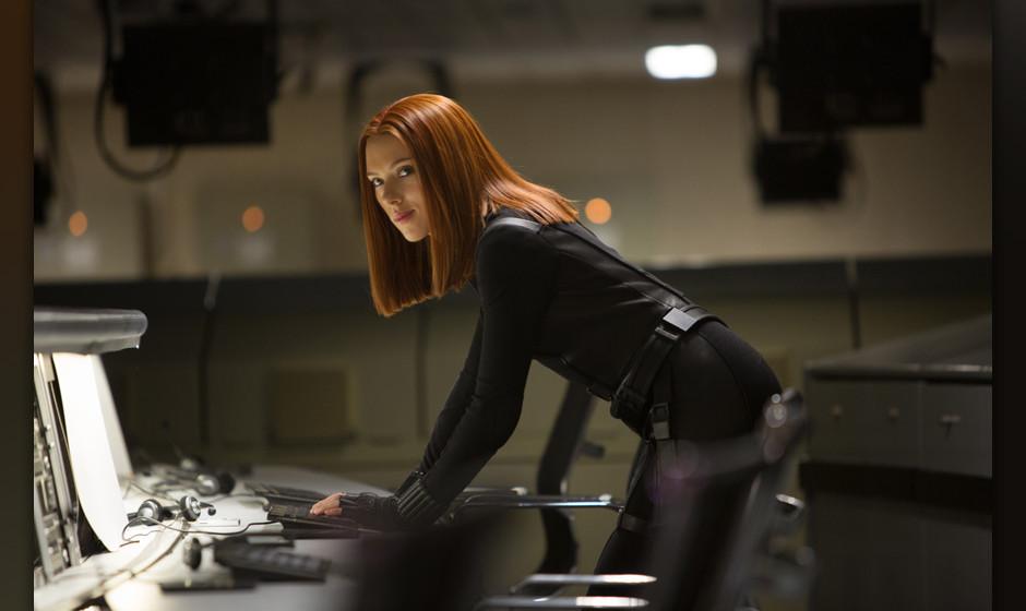 'Marvel's Captain America: The Winter Soldier'Black Widow/Natasha Romanoff (Scarlett Johansson) Ph: Zade Rosenthal© 20