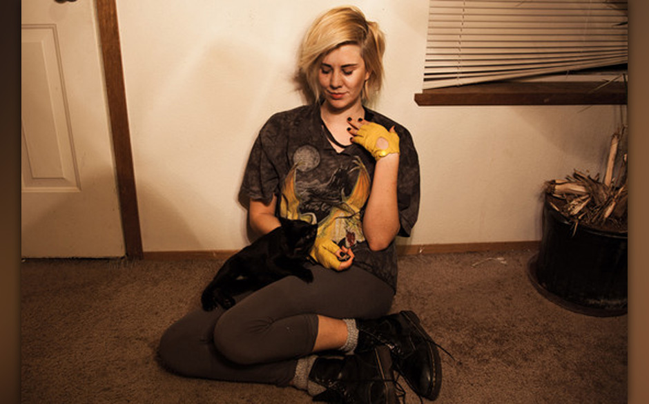 Das neue Album von EMA, THE FUTURE'S VOID,...