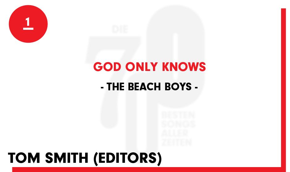 1. The Beach Boys - 'God Only Knows'