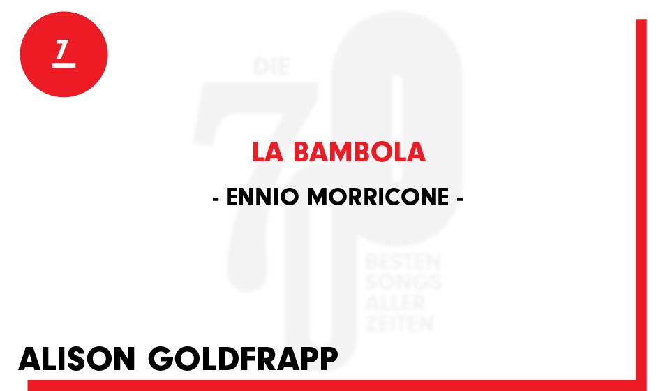 7. Ennio Morricone - 'La Bambola'