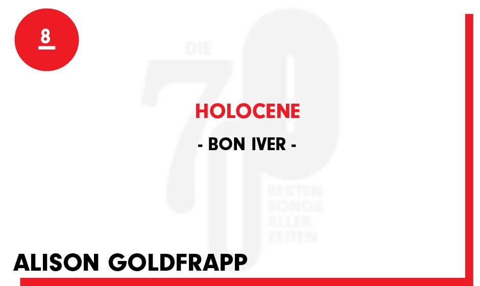 8. Bon Iver - 'Holocene'