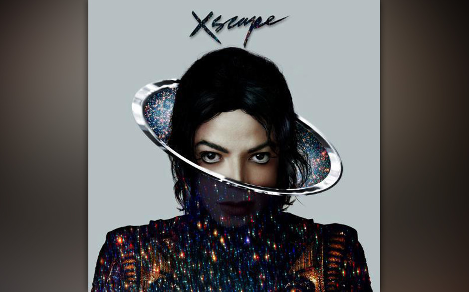 XSCAPE-Long Awaited New Music From Michael Jackson Out on Epic Records May 13.  (PRNewsFoto/Epic Records)