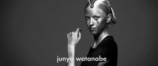 Junya Watanabe wird 'Joon'ya Wa'ta'na'bey' ausgesprochen