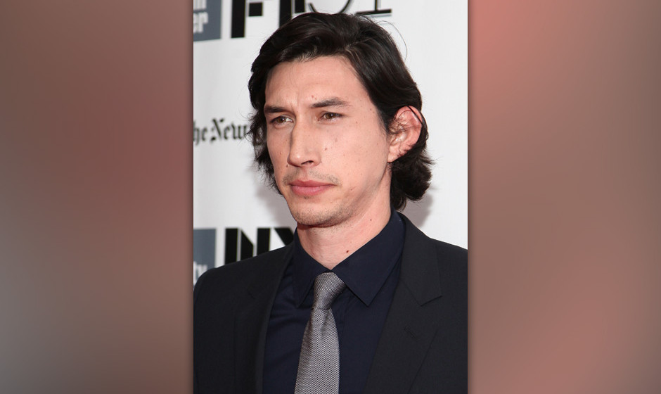 NEW YORK, NY - SEPTEMBER 28:  Actor Adam Driver attends the 'Inside Lleywn Davis' permiere during the 51st New York Film Fest