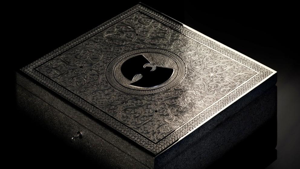 'The Wu - Once Upon a Time in Shaolin' soll für mehr als 5 Mio. Dollar versteigert werden