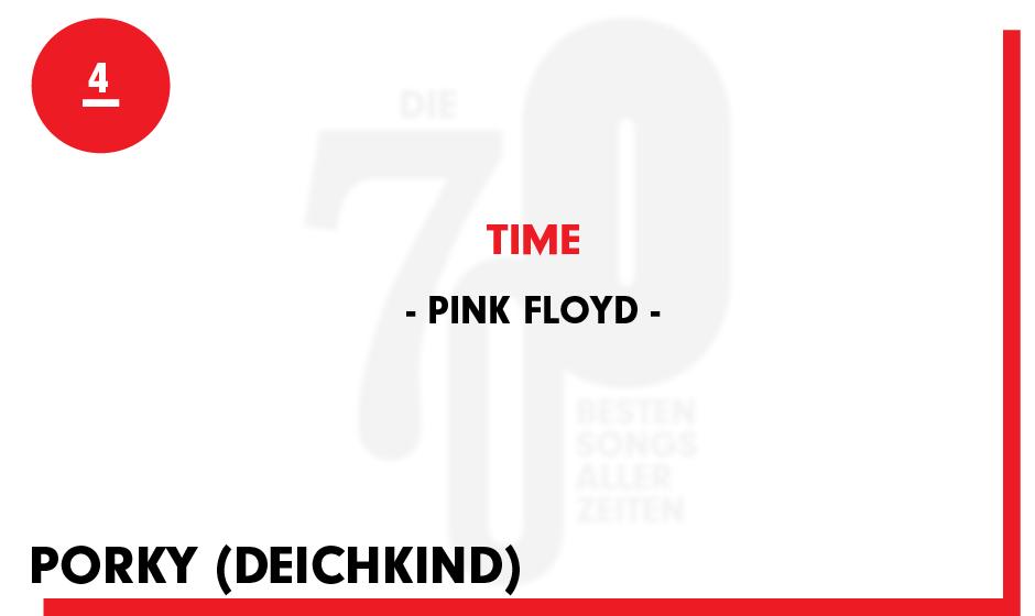 4. Pink Floyd - 'Time'