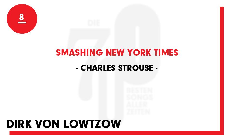 8. Charles Strouse - 'Smashing New York Times'