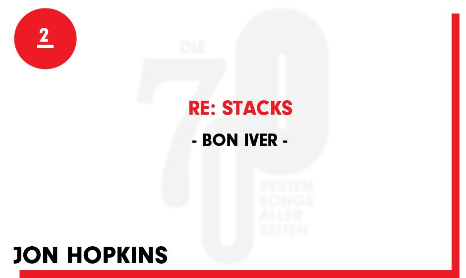 2. Bon Iver - 'Re: Stacks'