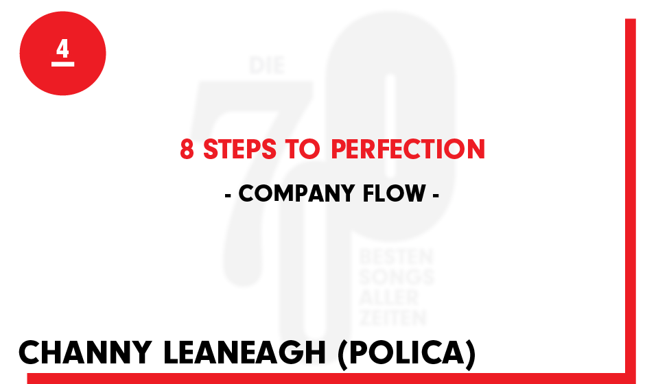4. Company FLow - '8 Steps To Perfection'