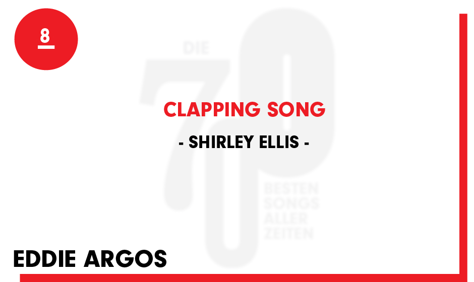 8. Shirley Ellis - 'Clapping Song'