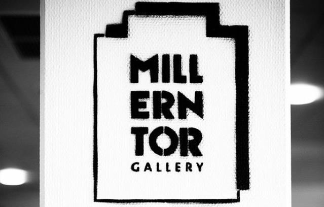 Von 29.-31. Mai findet die Millerntor Gallery im Stadion des FC St. Pauli in Hamburg statt