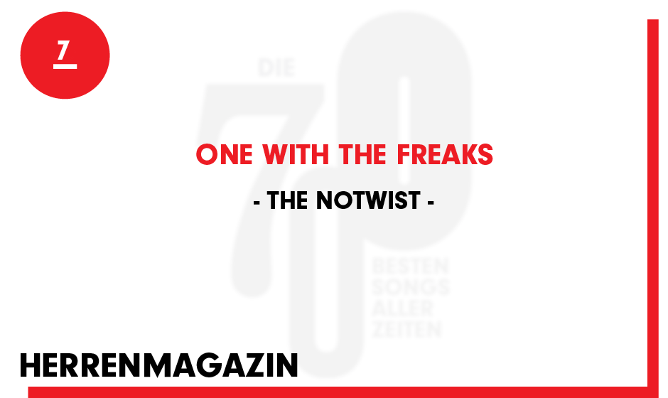 7. The Notwist - 'One With The Freaks'