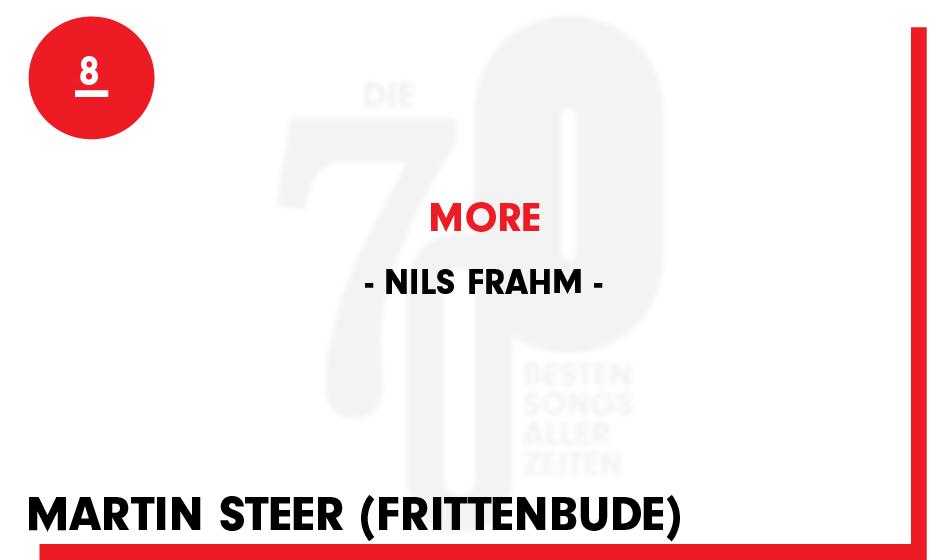 8. Nils Frahm - 'More'