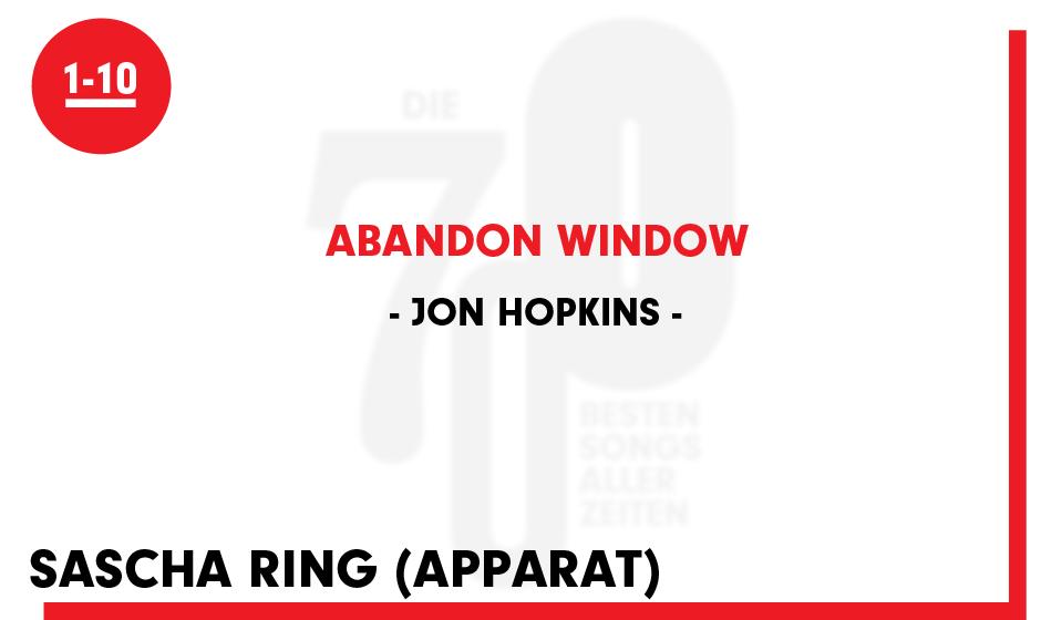 Jon Hopkins - 'Abandon Window'