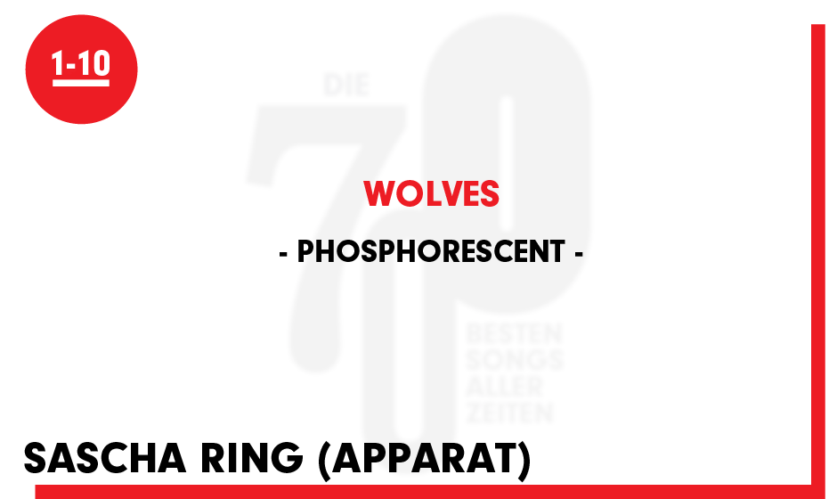 Phosphorescent - 'Wolves'