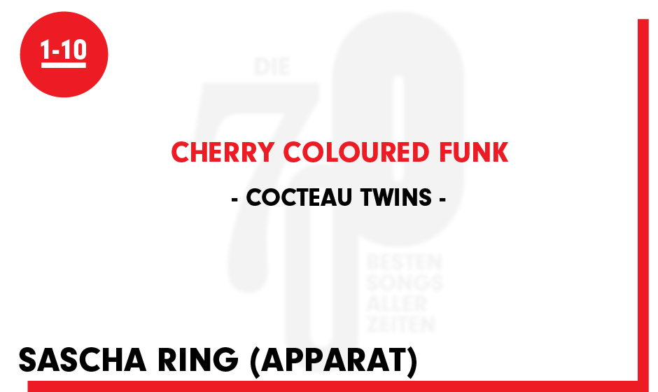Cocteau Twins - 'Cherry Coloured Funk'