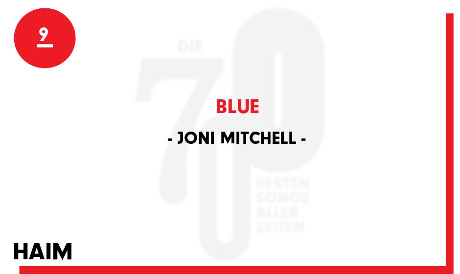 9. Joni Mitchell - 'Blue'