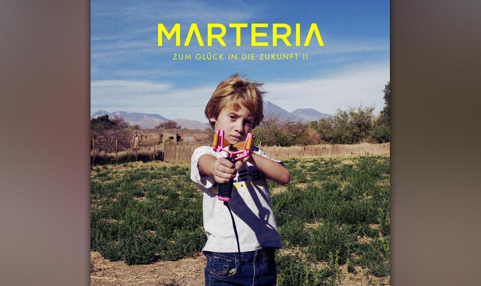 Marteria konzentriert sich vorrangig auf seine Musik, wie das neue Album ZUM GLÜCK IN DIE ZUKUNFT II bewiesen hat.