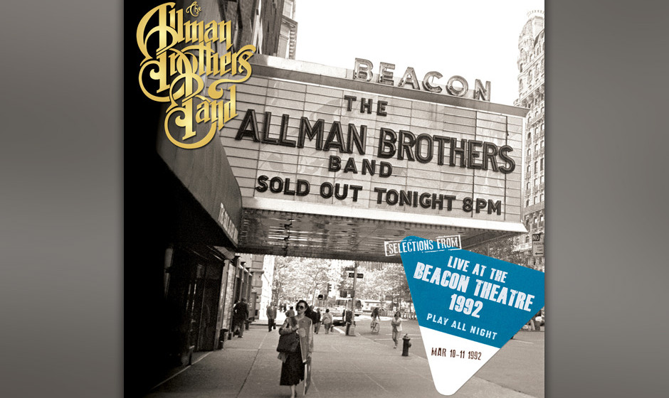 The Allman Brothers Band: Selections from: Play All Night: Live at the Beacon Theatre 1992 (12' Vinyl)
