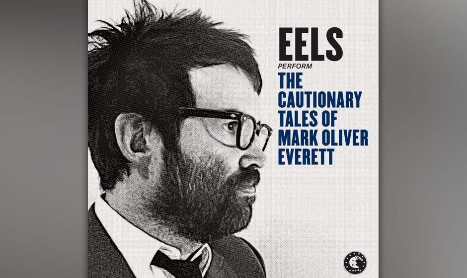 ... namens THE CAUTIONARY TALES OF MARK OLIVER EVERETT erscheint am 18. April 2014.