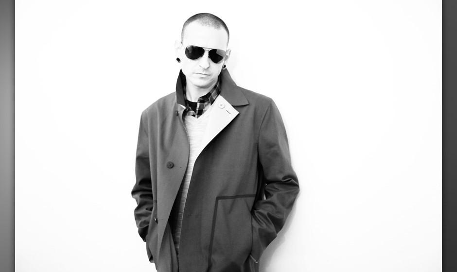 Kollaboration mit Porsche Design: Der Linkin-Park-Sänger Chester Bennington hat eine eigene Kollektion entworfen.