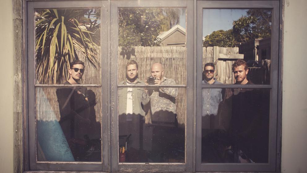 Die Australier schafften es mit dem Album in ihrer Heimat bereits auf Platz 1 der Charts.