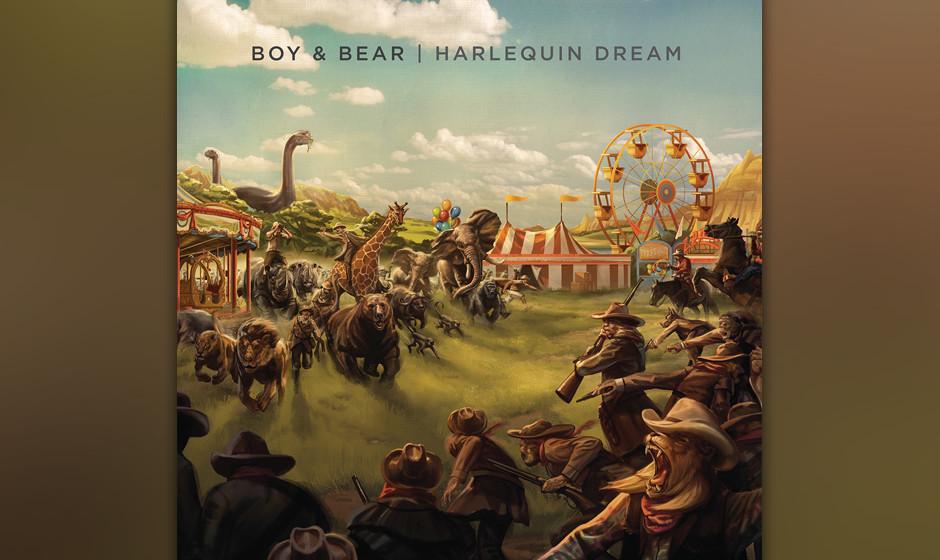 Cover von HARLEQUIN DREAM