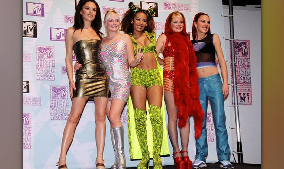 """Die Spice Girls sind zurück – nur eben ohne """"Posh Spice"""""""