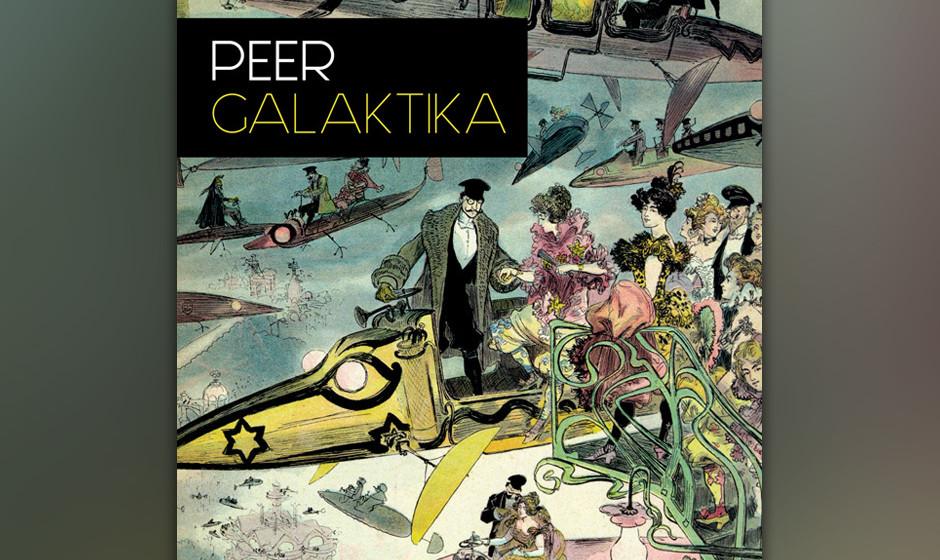 GALAKTIKA, das neue Album von Peer