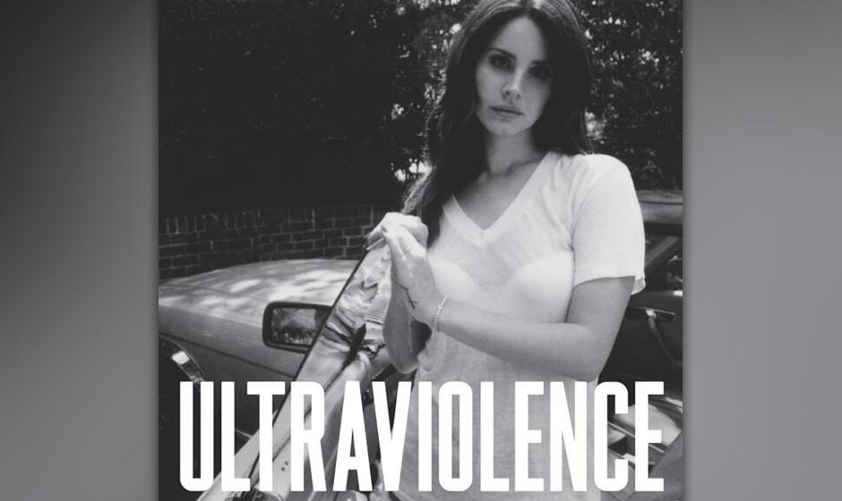 So sieht ULTRAVIOLENCE von Lana Del Rey aus